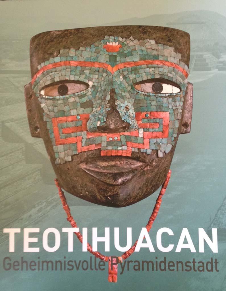 Teotihuacan - Geheimnisvolle Pyramidenstadt (Übersetzung aus dem Englischen)