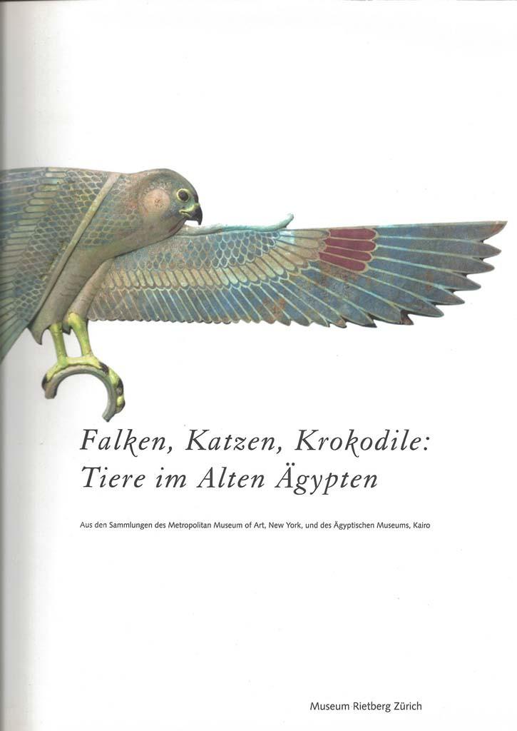 Falken, Katzen, Krokodile: Tiere im Alten Ägypten