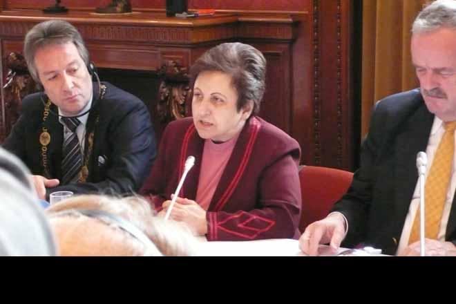 Shirin Ebadi - Mein Leben / Ma vie  (My life)